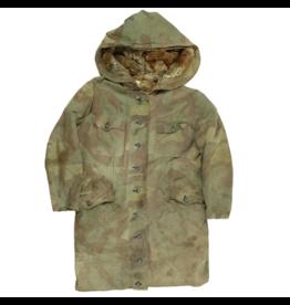 Italiaanse Camouflage Parka