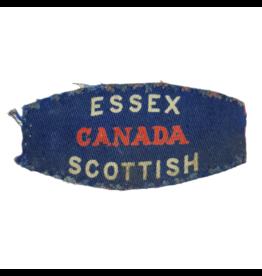 Essex Scottish  Regiment