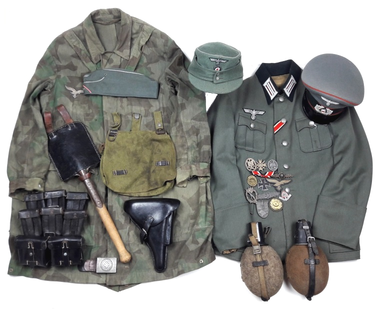 the Frontline - JM Militaria