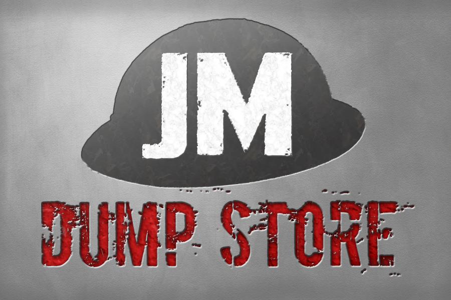 JM Dump Store Logo