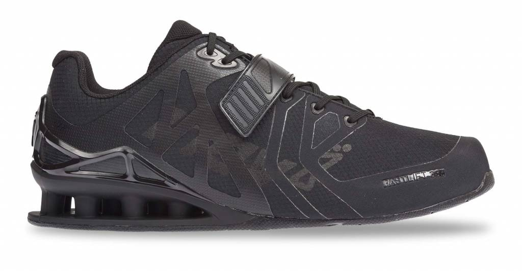 Inov-8 FASTLIFT 335 - Men's - BLACK/BLACK - EU45 / UK10.5