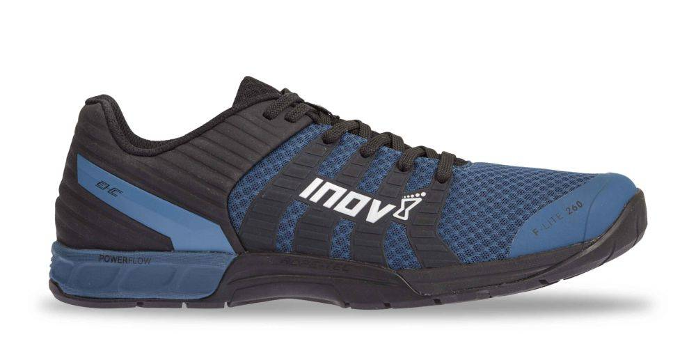 Inov-8 F-LITE 260 - Men's - BLUE/BLACK - EU43 / UK9