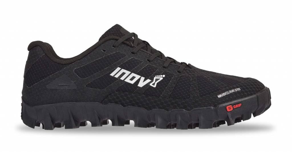 Inov-8 MUDCLAW 275 - Uni - BLACK/SILVER - EU42 / UK8