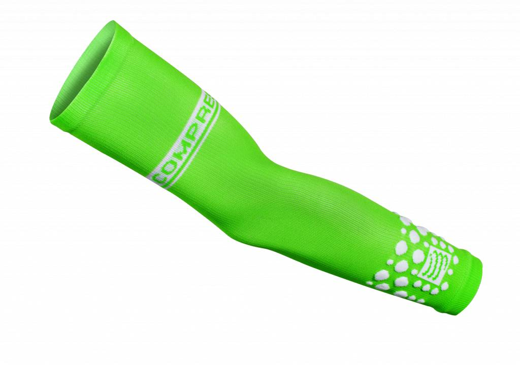 Compressport ArmFORCE FLUO Green size 3