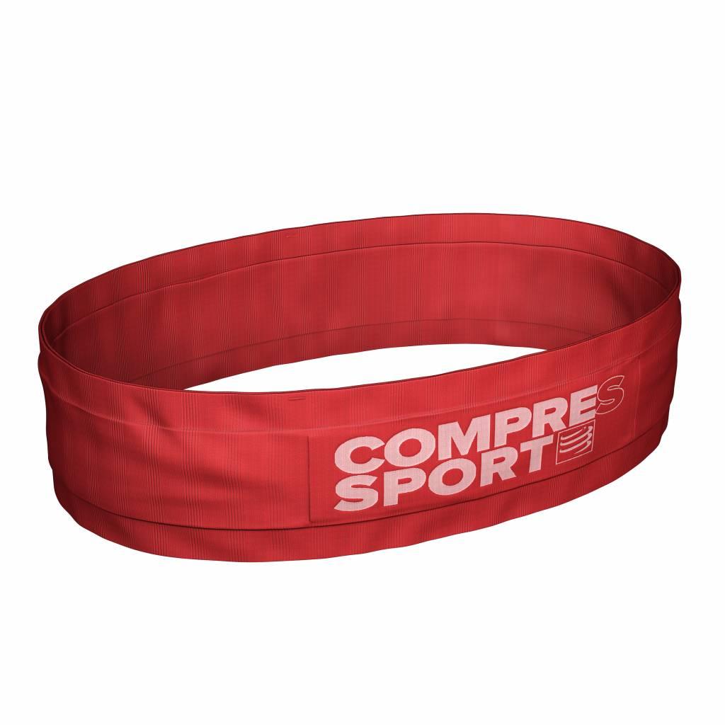 Compressport Free Belt - RED - M/L