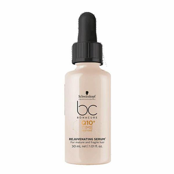 BC Bonacure Q10+ Time Restore Rejuvenating Serum 30ml