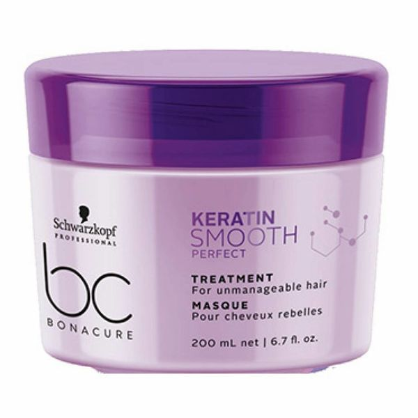 BC Bonacure Keratin Smooth Perfect Treatment 200ml