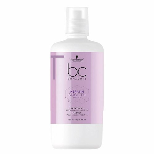 Schwarzkopf BC Bonacure Keratin Smooth Perfect Treatment 750ml
