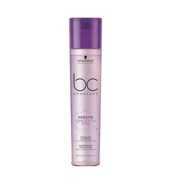 BC Bonacure Keratin Smooth Perfect Micellar Shampoo 250ml