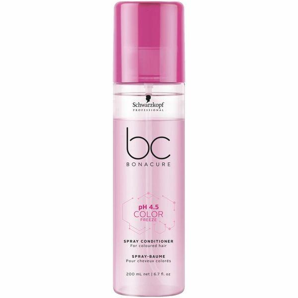BC Bonacure Color Freeze Spray Conditioner 200ml