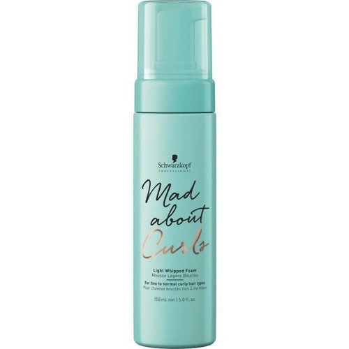 Schwarzkopf Mad About Curls Light Whipped Cream 150ml