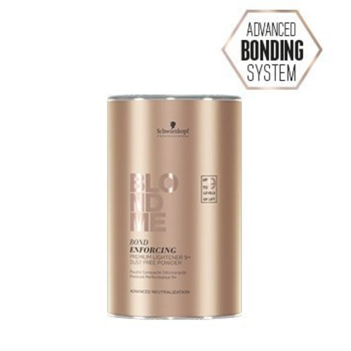 Schwarzkopf Blond Me Bond Enforcing Premium Lightener 9+ 450gr