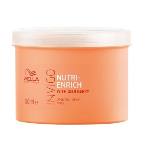 Wella Invigo Nutri Enrich Deep Nourishing Mask 500ml