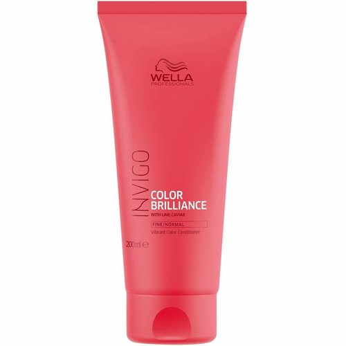 Wella Invigo Color Brilliance Conditioner Fijn en Normaal Haar 200ml
