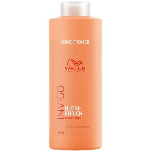 Wella Invigo Nutri Enrich Deep Nourishing Conditioner 1000ml