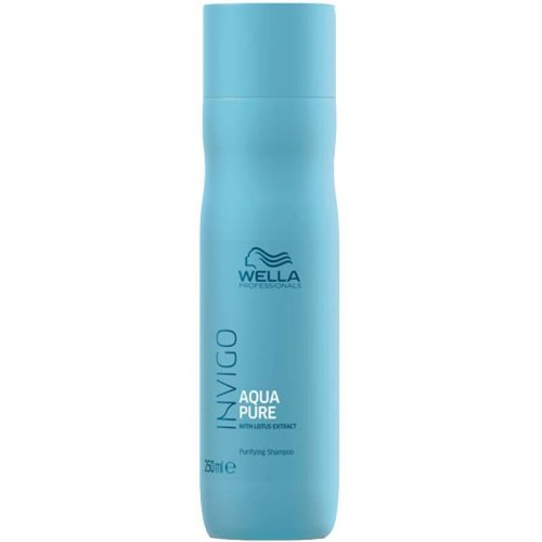 Wella Invigo Balance Aqua Pure Purifying Shampoo 250ml