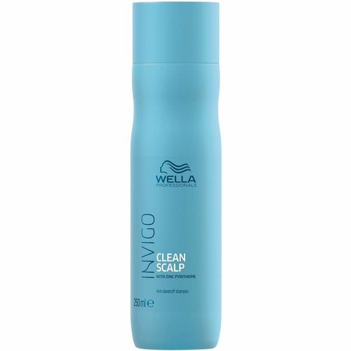 Wella Invigo Balance Clean Scalp Anti-Dandruff Shampoo 250ml