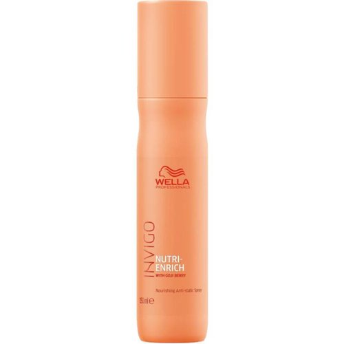 Wella Invigo Nutri Enrich Anti Static Spray 150ml