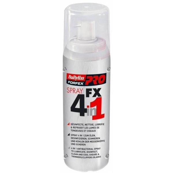 FX040290 4-in-1 Cleaning Spray