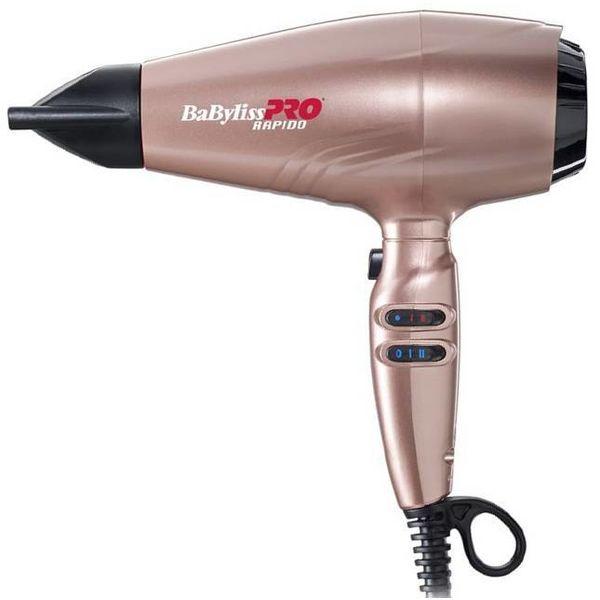 Rapido Haardroger BAB7000IRGE Limited Edition
