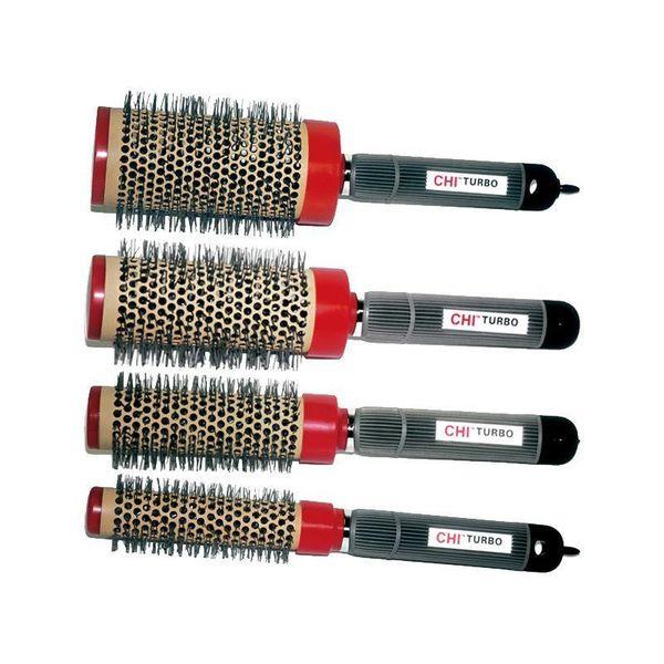 Ceramic Round Brush Stylist Pack
