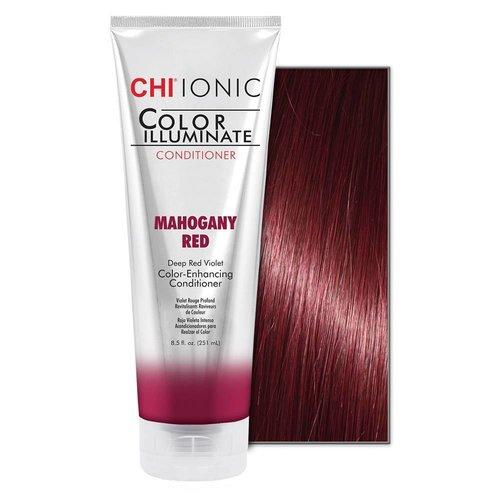 Ionic Color Illuminate Conditioner Mahogany Red