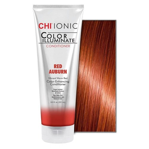 CHI Ionic Color Illuminate Conditioner Red Auburn