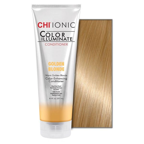 Ionic Color Illuminate Conditioner Golden Blonde