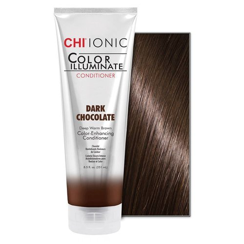 CHI Ionic Color Illuminate Conditioner Dark Chocolate