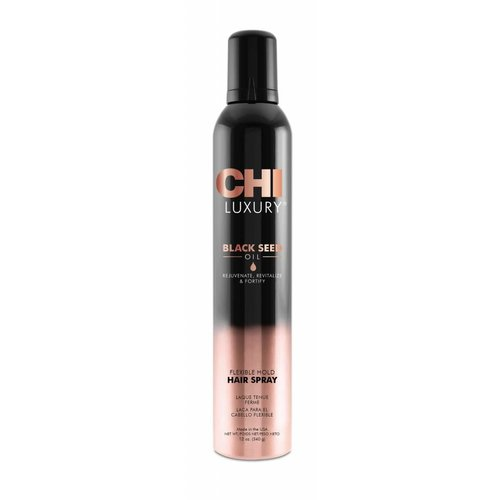 Luxury Black Seed Oil Flexible Hold Hair Spray