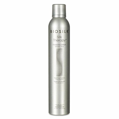 Biosilk Silk Therapy Finishing Spray Natural Hold 284gr