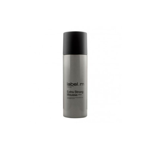Label.M Extra Strong Mousse, 200ml