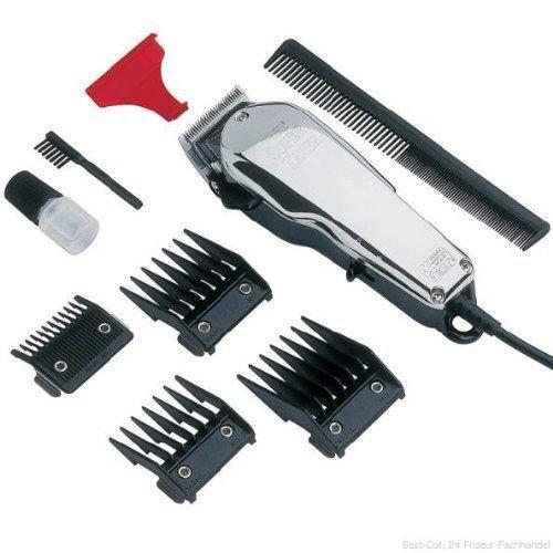 Wahl Super Taper Chrome Hair Trimmer