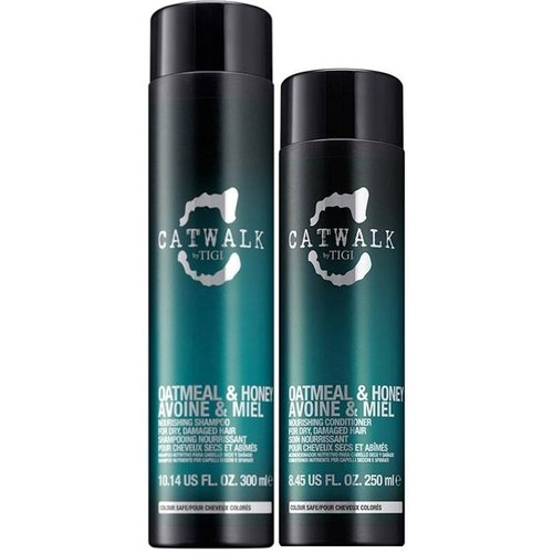 Tigi Catwalk Icon Oatmeal & Honey Duo Pack