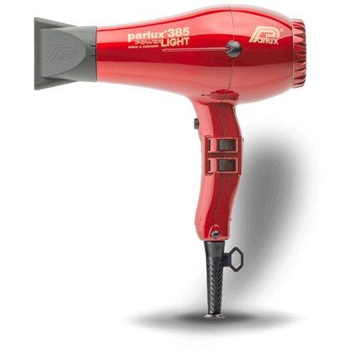 Parlux 385 Power Light Haardroger Rood