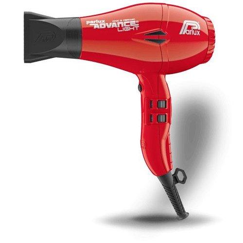 Parlux Advance Light Haardroger Rood