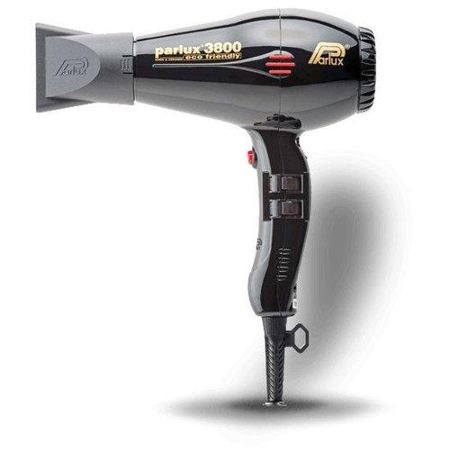Parlux 3800 Eco Friendly Haardroger Zwart
