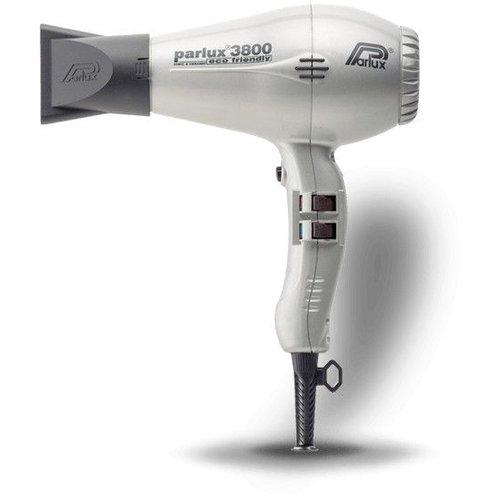 Parlux 3800 Eco Friendly Haardroger Zilver