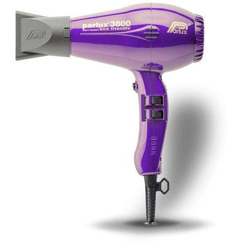 Parlux 3800 Eco Friendly Hairdryer Purple