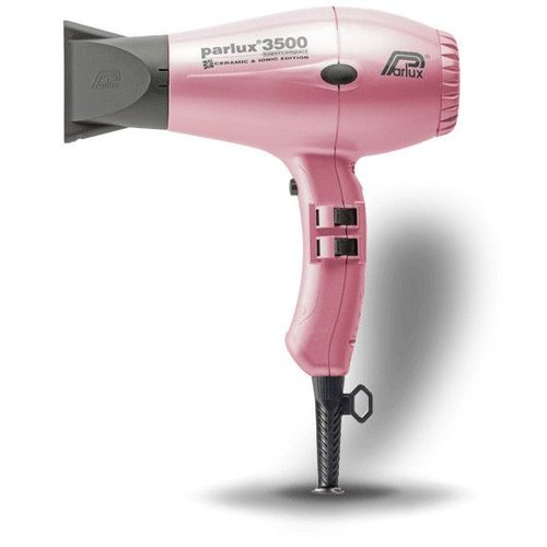 Parlux 3500 Supercompact Hairdryer Pink
