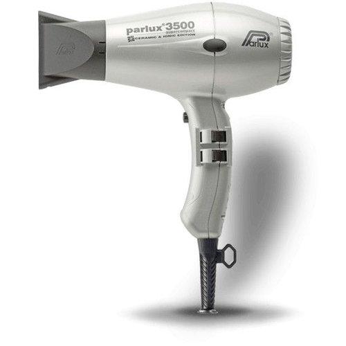 Parlux 3500 Supercompact Hair Silver