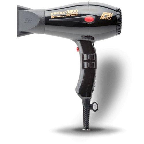 Parlux 3500 Supercompact Haardroger Zwart