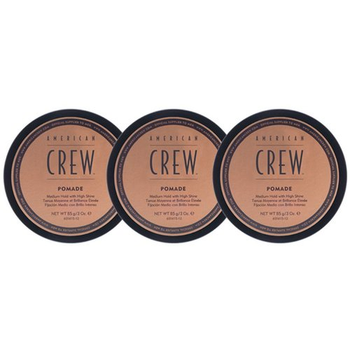 American Crew Pomade 3 Pieces
