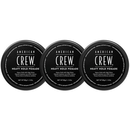 American Crew Heavy Hold Pomade 3 Stuks