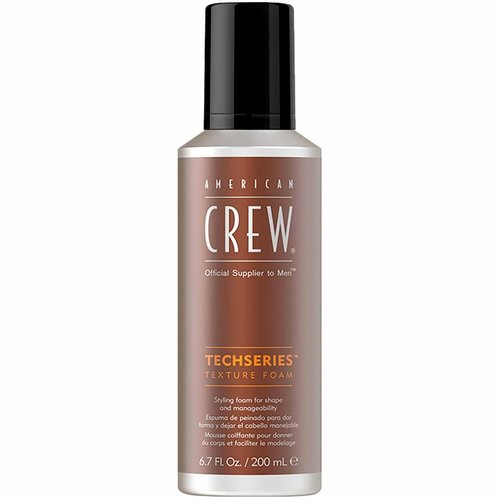 American Crew Tech Series Texture Foam 200 ml