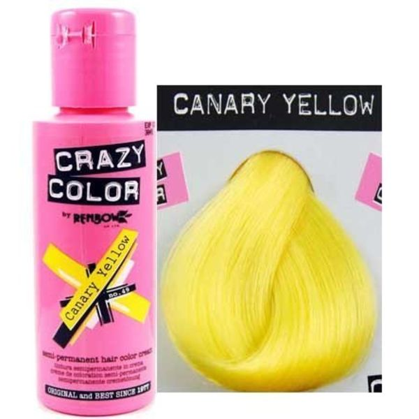 Canary Yellow 100ml