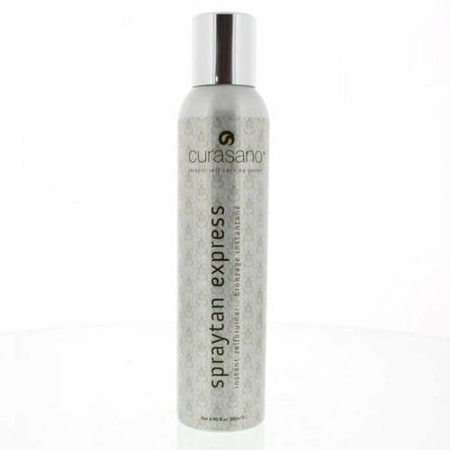 Curasano Spraytan Express Spray bronzant 200 ml