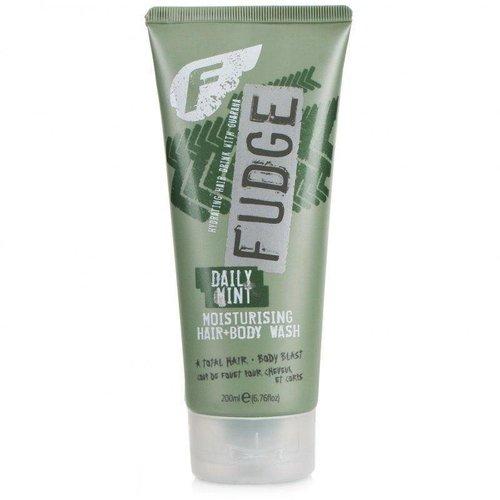 Fudge Daily Mint Hair + Body Wash