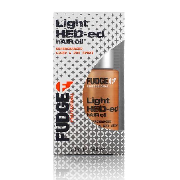Light Hed-ed Hair Oil