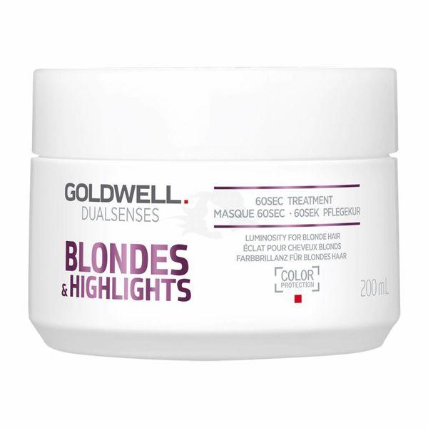 Dualsenses Blondes & Highlights 60 Sec. Treatment